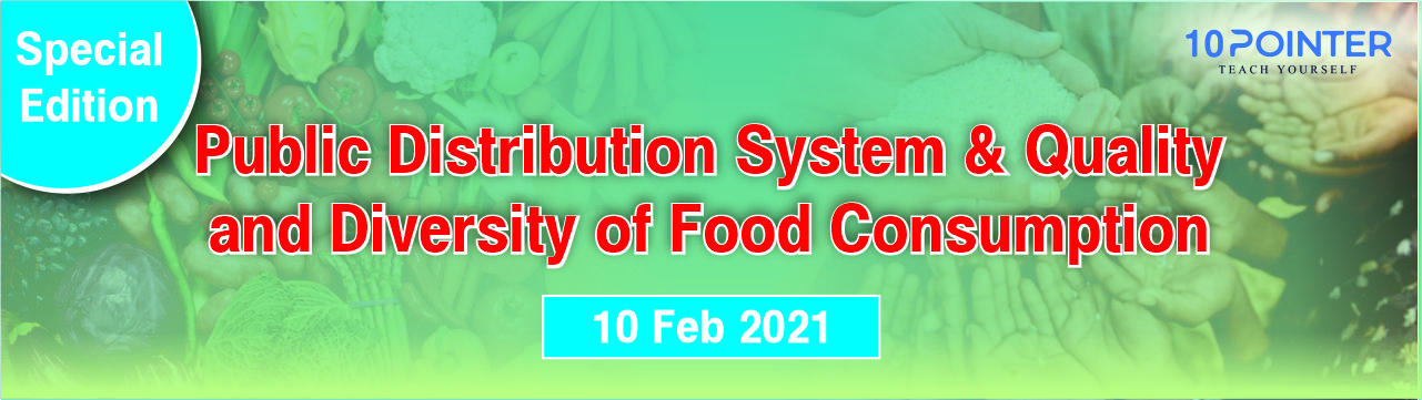 Public Distribution System and Quality and Diversity of Food Consumption
