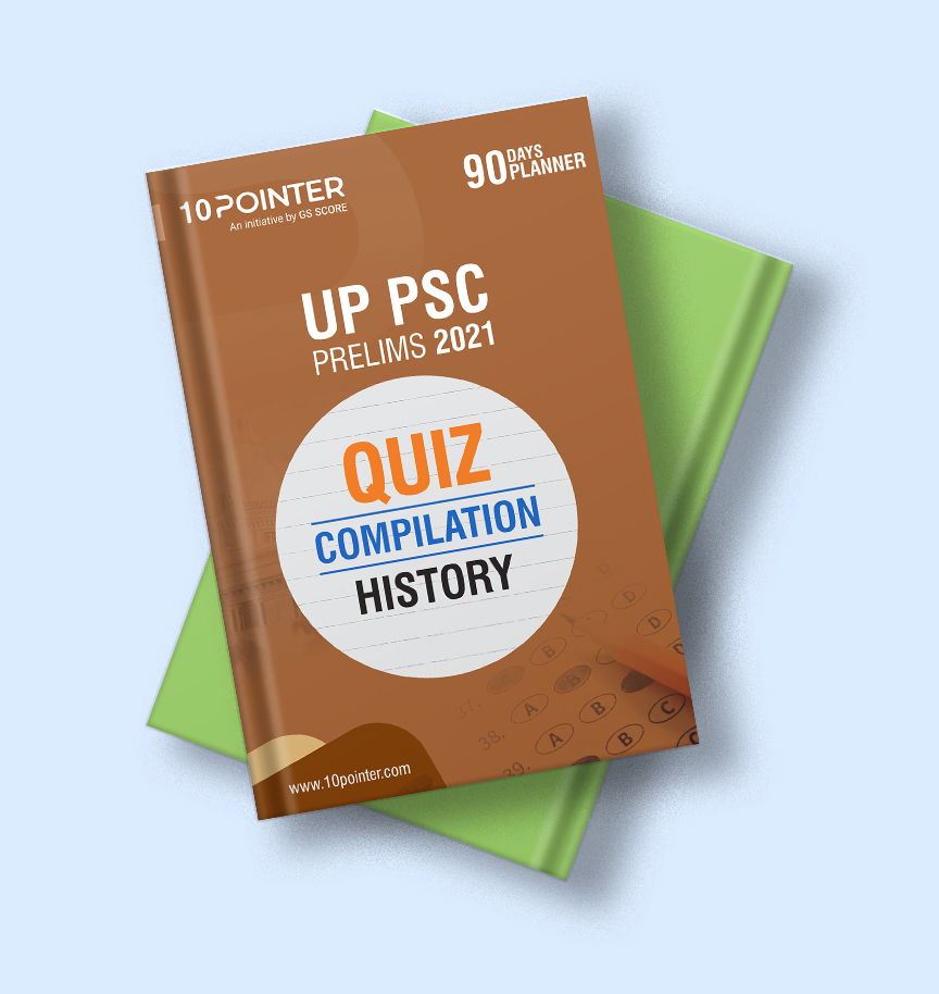 UPPSC Prelims 2021: History Tests Compilation