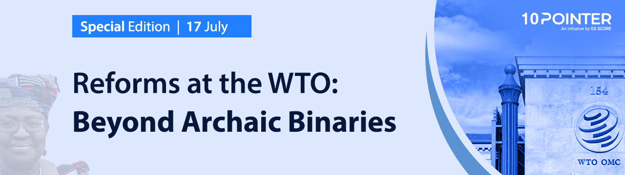 Reforms at the WTO: Beyond Archaic Binaries