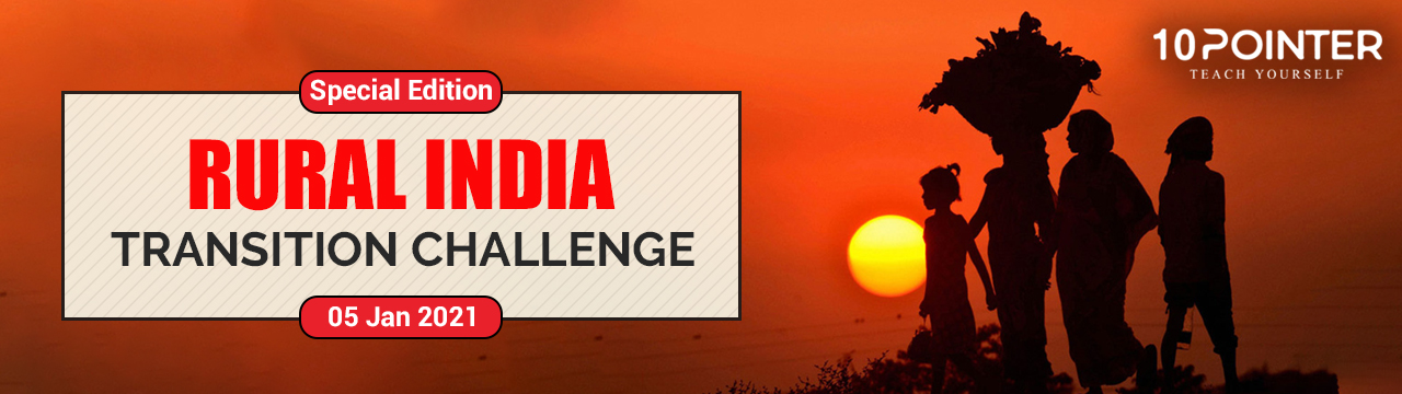Rural India Transition Challenge