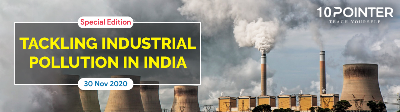Tackling Industrial Pollution in India