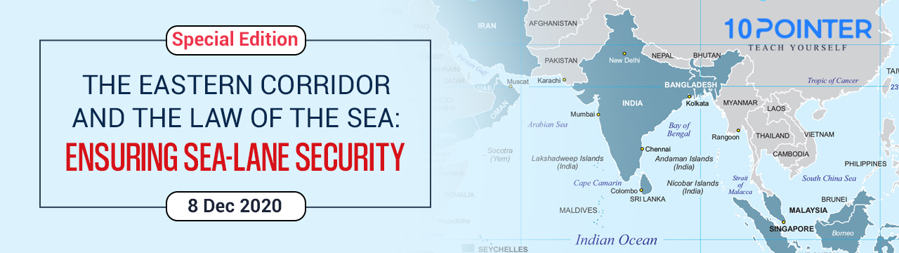 The Eastern Corridor and the Law of the Sea: Ensuring Sea-Lane Security